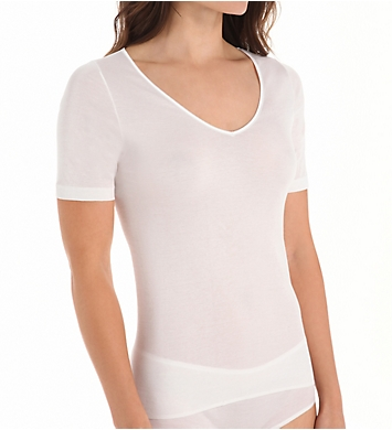Zimmerli Cotton De Luxe Short Sleeve Tee