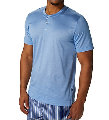 Zimmerli Epic Journey Button Front T-Shirt