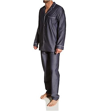 Zimmerli Cotton Woven Pajama Set