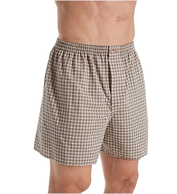 Zimmerli Linear Compositions Cotton Boxer Short