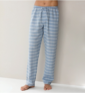 Zimmerli Poetic Botanical Plaid Pant