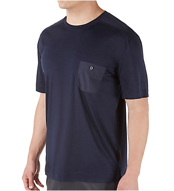 Zimmerli Modern Lounge Cotton Modal Blend T-Shirt
